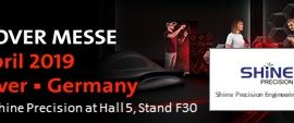 UPCOMING EVENT AT HANNOVER MESSE 2019